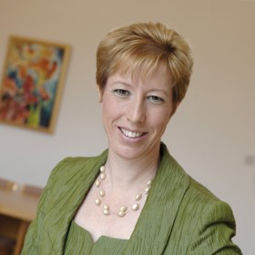 Claire Hewitt, headmistress of Manchester High School for Girls