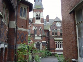 St Joseph's Orphanage, Preston