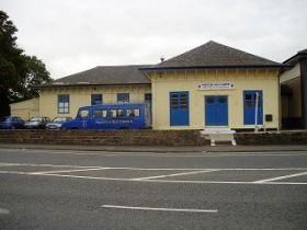 Preston Sea Cadets building after repainting