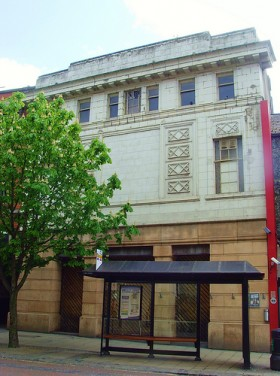 old Odeon Cinema Preston