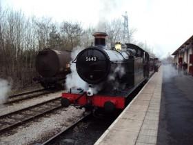 GWR 5643