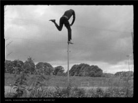 Simon Faithfull, 0˚00 Navigation, 2008, DVD (Video + Super 8 transferred to video)