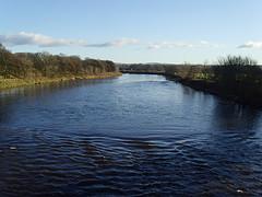 River Ribble at Preston