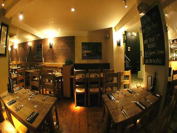 Why not book a last-minute meal at the Olive Press?