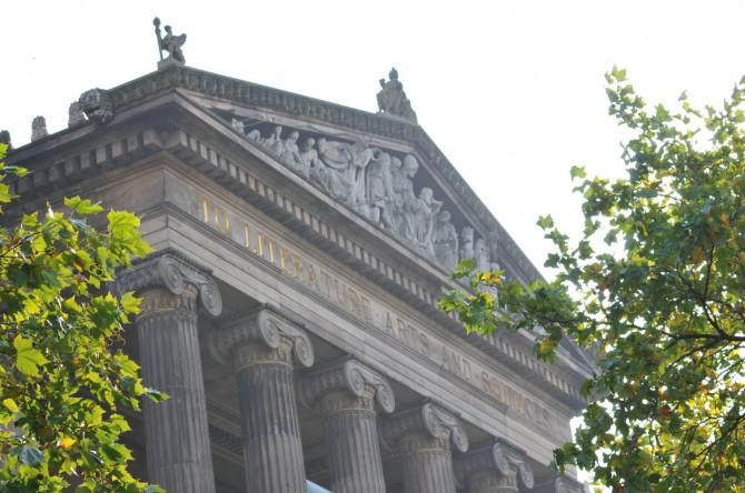 Blog Preston - Harris Museum Frontage