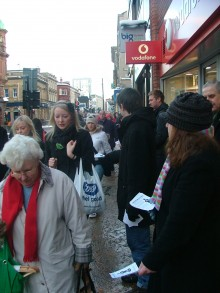 UK Uncut in Preston