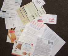 Some of the letters already received in Preston