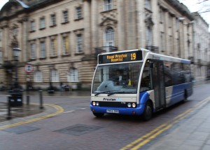 Preston Bus