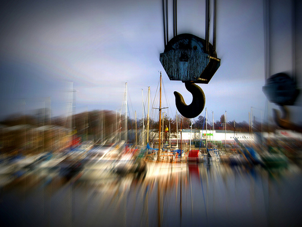hooked on preston docks