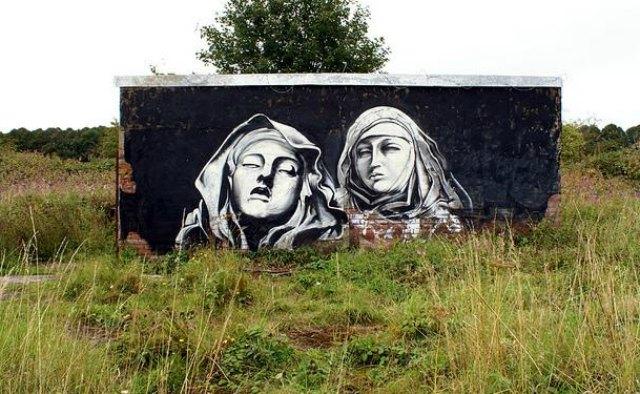 avenham park mural