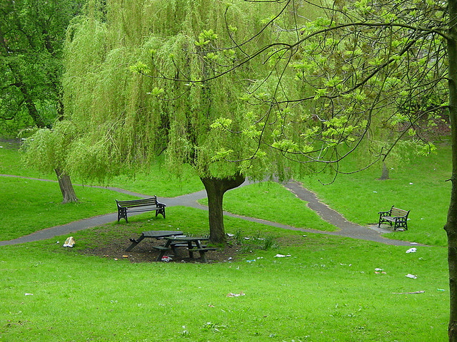 winckley square green