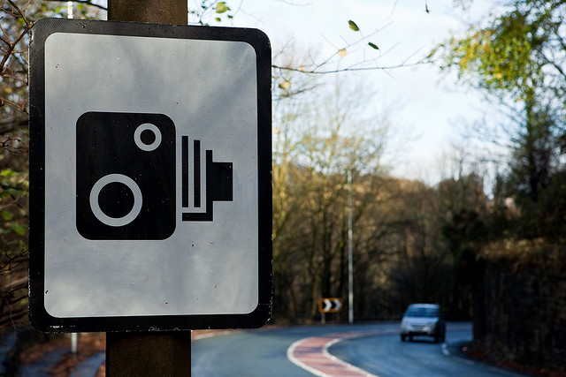 speed camera preston