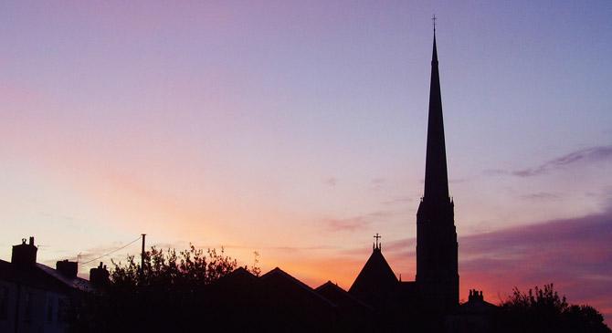 st walburges church