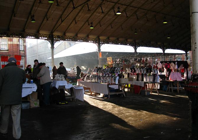 preston covered market