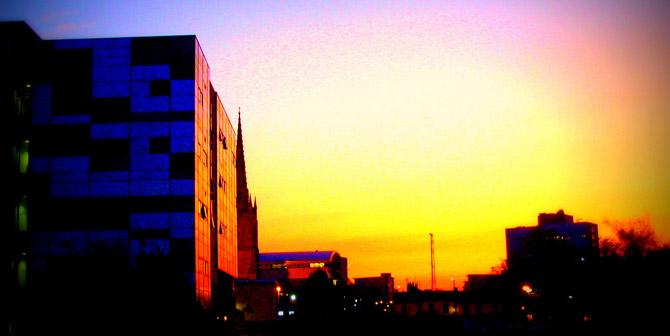 sunrise preston