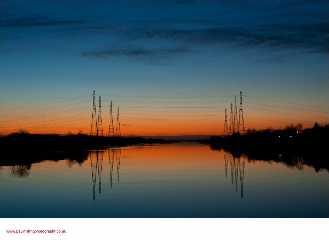 preston sunset