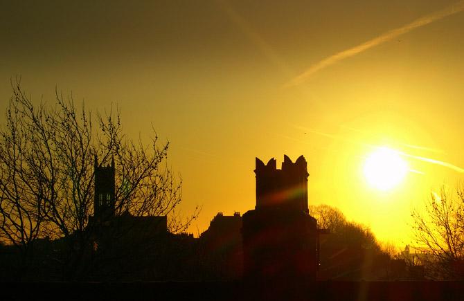ashton sunrise
