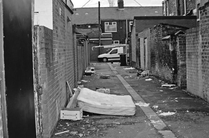 deepdale alley