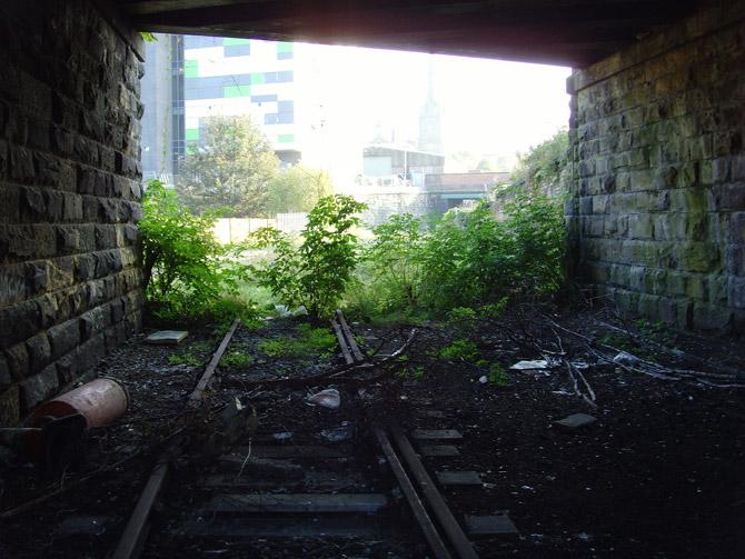 miley tunnel interior
