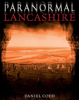 paranormal lancashire book cover