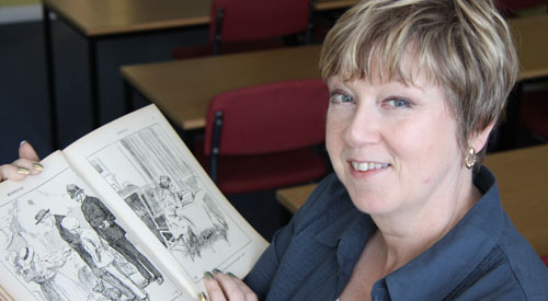 Dr Annemarie McAllistair will be researching the Temperance Movement
