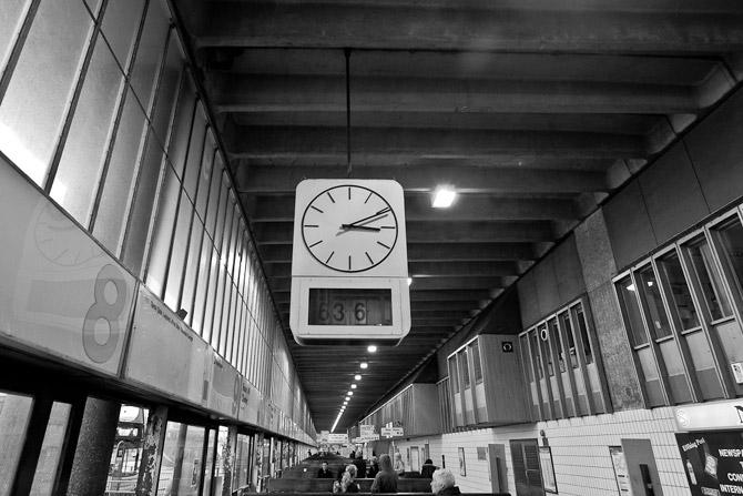 bus station inside