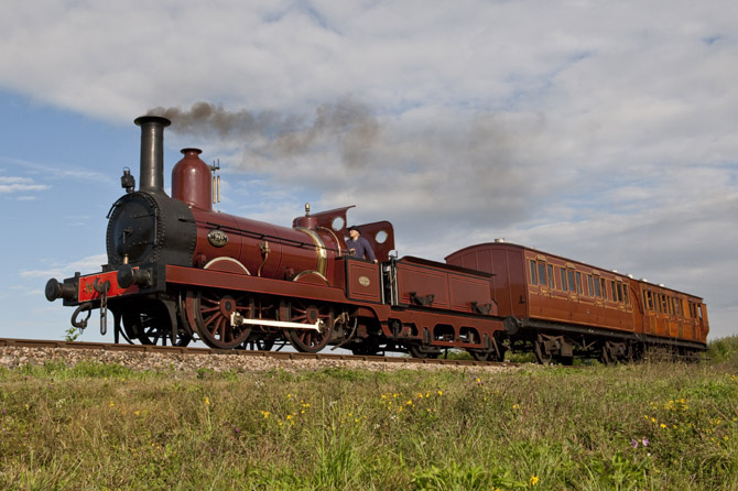 fr20 locomotive
