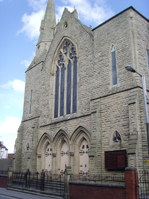 grimshaw street church