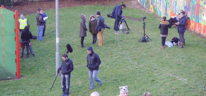preston passion filming