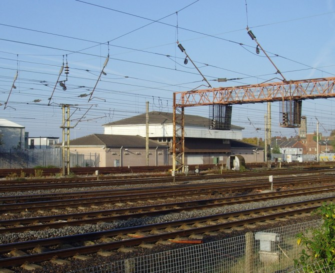 Railway lines are common hot spots for copper theft, causing disruption to West Coast Main Line services