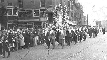 1922 procession