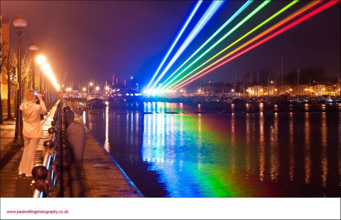 global rainbow preston docks