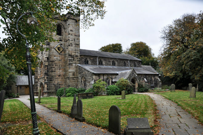 st mary's church penwortham
