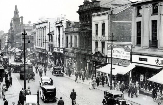 Preston Past: Fishergate,100 years of change (Part 2) | Blog Preston