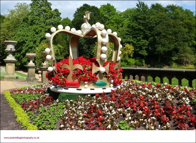 jubilee garden