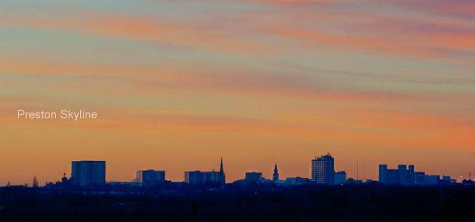 preston skyline