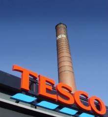 tesco at tulketh mill