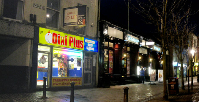 dixi plus church street