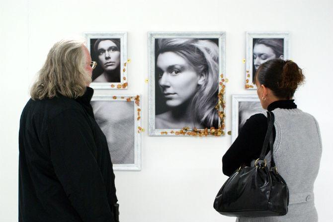 uclan art show