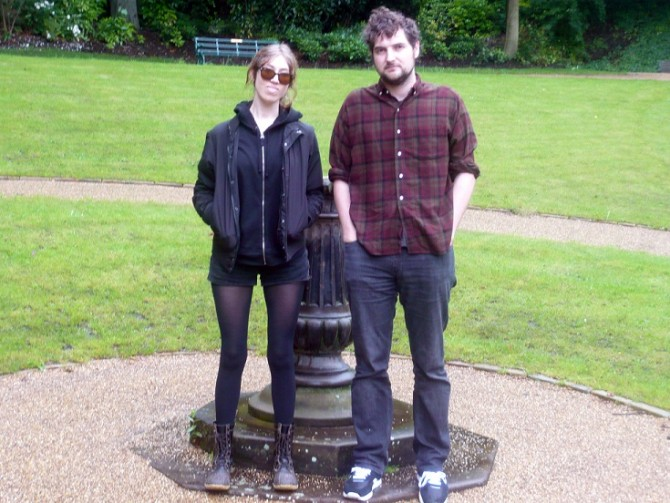 Scott Rudd and Jo Schornikow, Miller Park, Preston