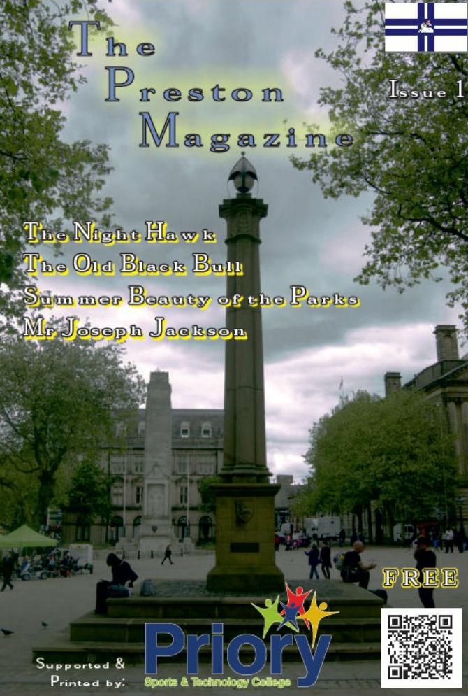 preston history magazine