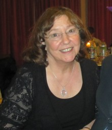Brenda Dell - Preston Guild Volunteer