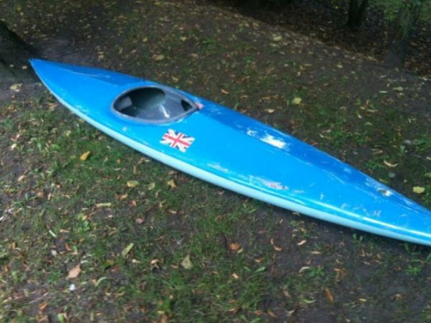 ribble canoe