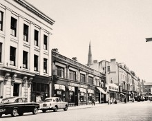 Image 1 - Lancaster Road, Preston 1964