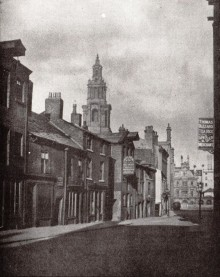 Image(6) Lord Street, Preston c. 1912