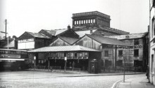 Image(7) Ribble Bus Station, Preston 1967