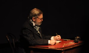 Actor John Hickey As Anthony Hewitson In The Monologue