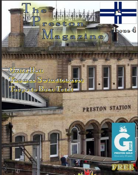 preston magazine cover