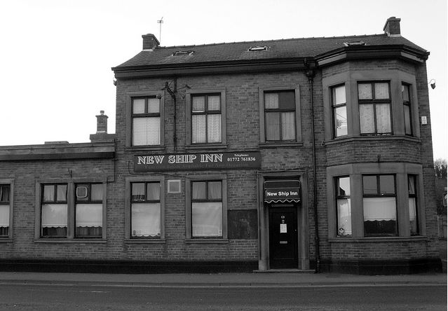 The New Ship Inn closed down in 2011 and could return as a shisha cafe
