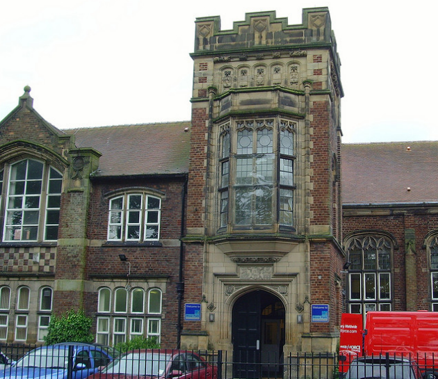 Moor Park school is just one of many in Preston who will be accepting applications
